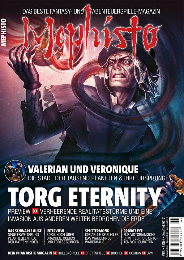 Cover Mephisto 65