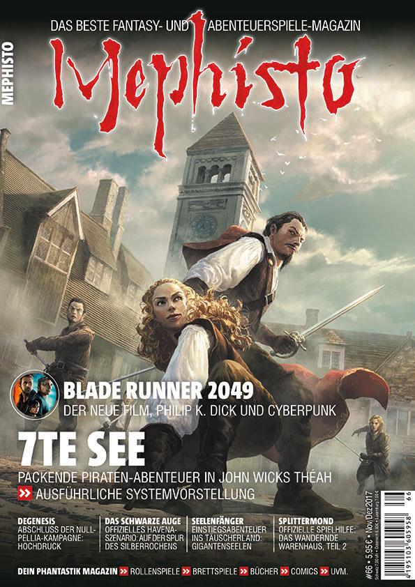 Cover Mephisto 66