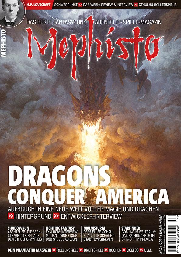 Cover Mephisto 67