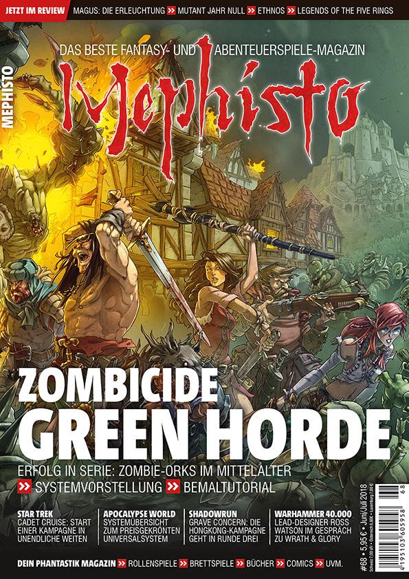 Cover Mephisto 68