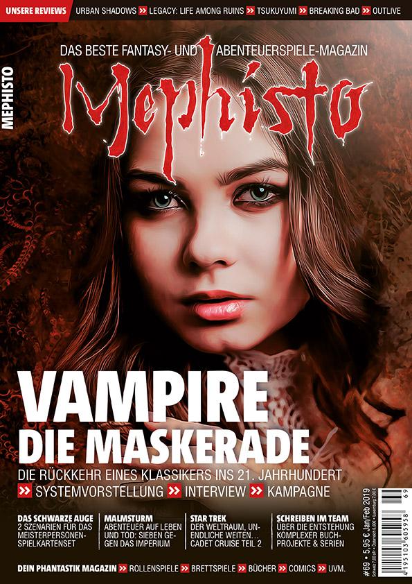Cover Mephisto 69